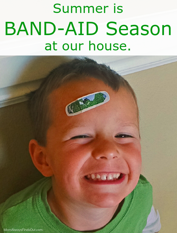 band aid bandages listerine