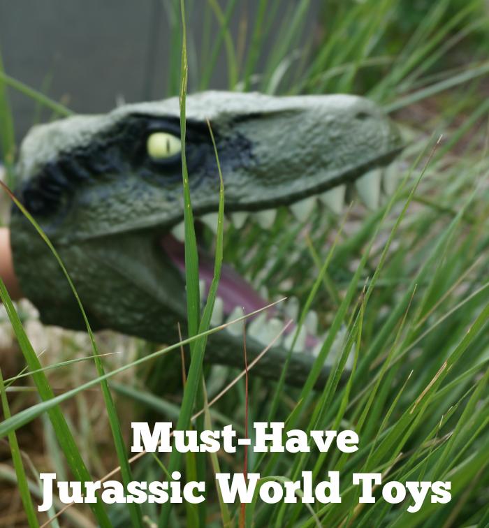 jurassic world dinosaur toys