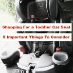 evenflo toddler car seat
