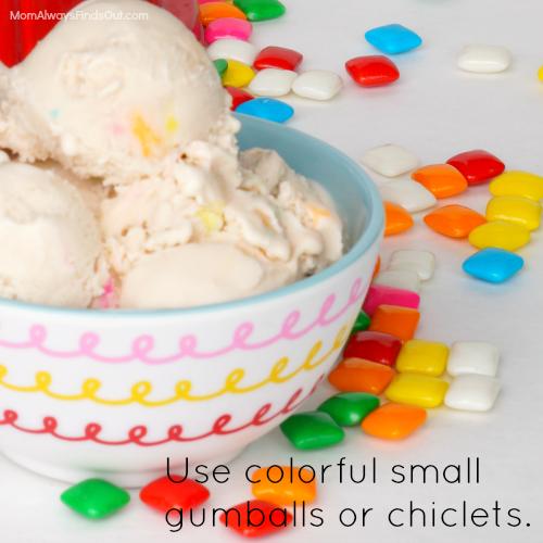 ice cream gumballs