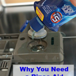 Why You Need a Rinse Aid in the Dishwasher + Finish® and Jet Dry® Ibotta Offers