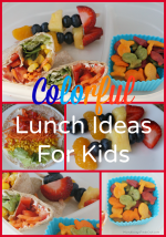 Colorful Lunch Ideas For Kids