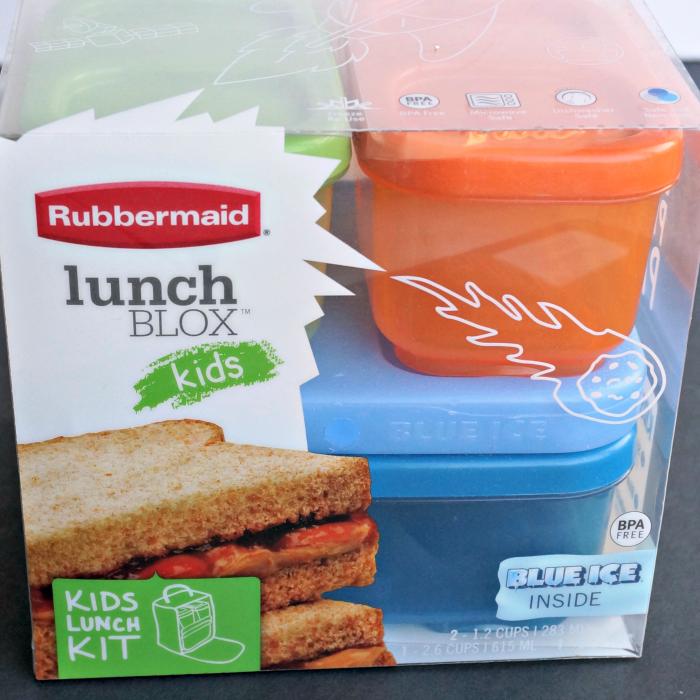 rubbermaid kids lunch kit