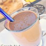Carob Nut Banana Protein Smoothie Recipe