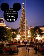 Top 7 Christmas Attractions at Walt Disney World