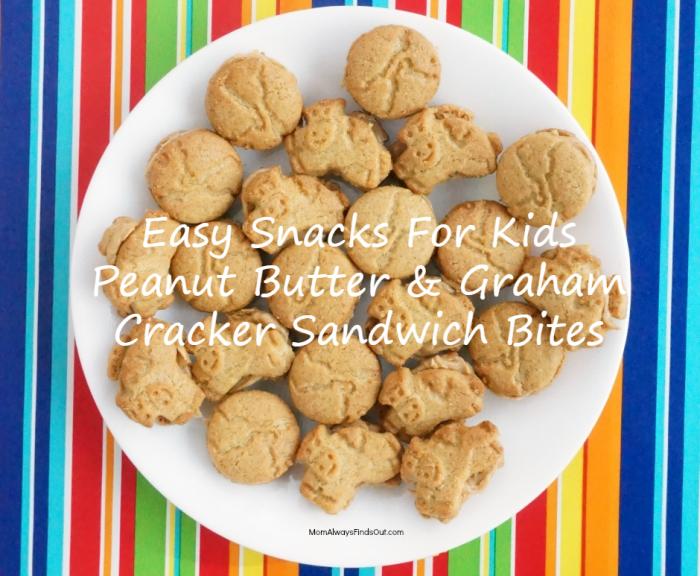 easy snacks graham pb fb