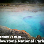 Top Things to Do in Yellowstone + Win a Yellowstone National Park Family Adventure! #AtlanticLuggage
