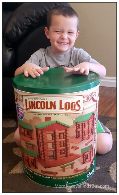 Lincoln Logs Toys
