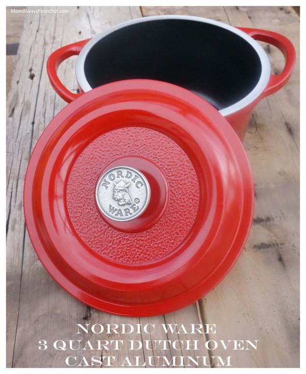 nordic ware dutch oven