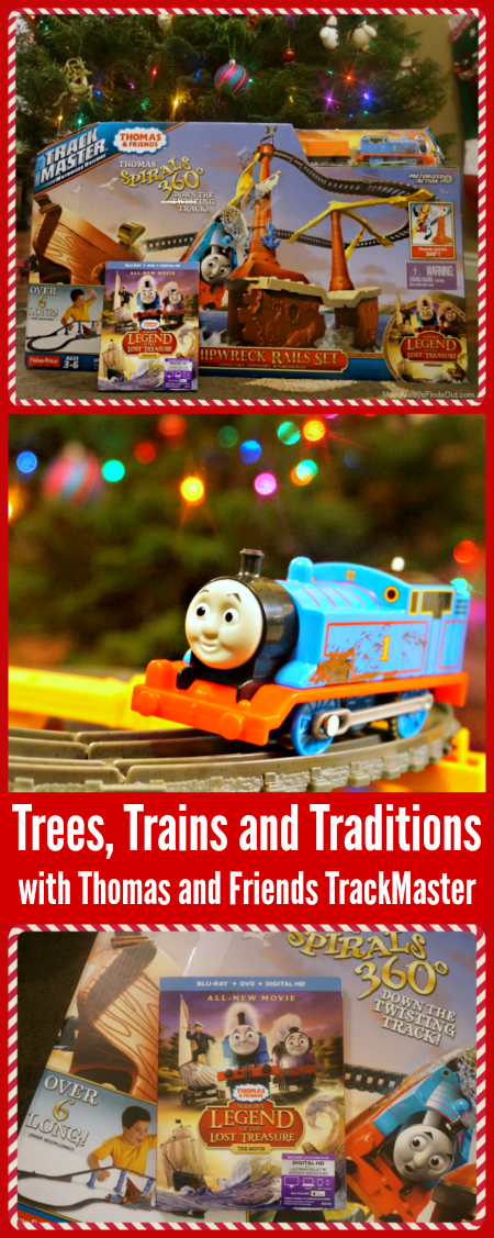 Fabulous Thomas Train TrackMaster