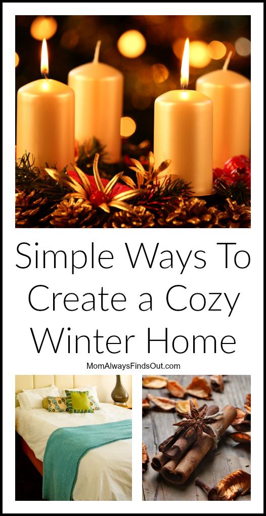 cozy winter home ideas
