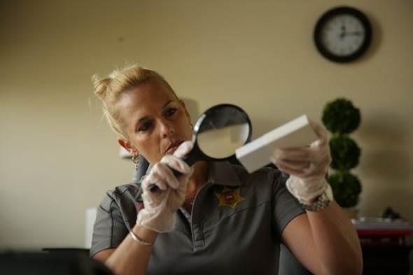 Detective Lori Morgan, Courtesy Discovery