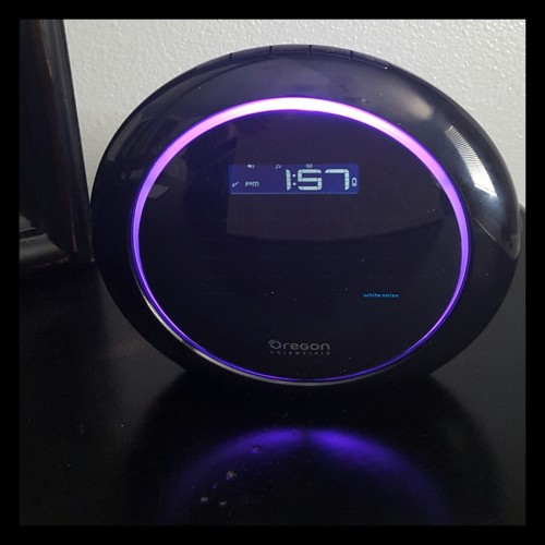 how to sleep better with DreamScience sleep companion sleep machine alarm clock