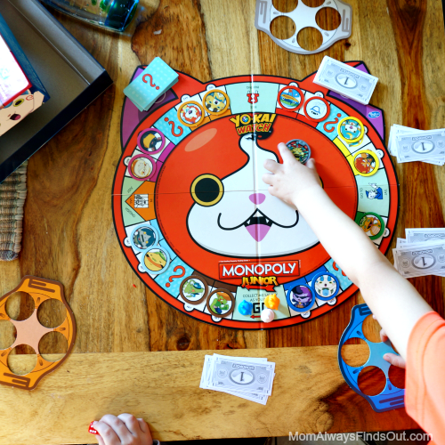 Monopoly Yokai Watch