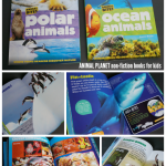 Kids Discover Nature With Animal Planet's Animal Bites Book Series