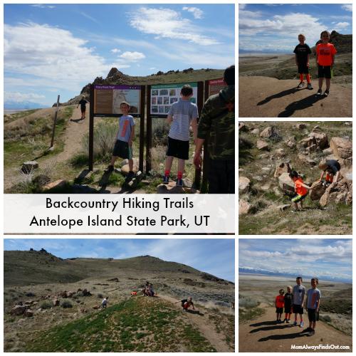hike antelope