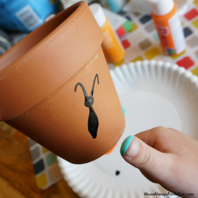 thumbprint pots