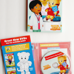 Daniel Tiger Goes To the Doctor   PBS Kids DVD