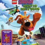 Jinkies! It's the LEGO Scooby Doo Movie on DVD + Blu-Ray