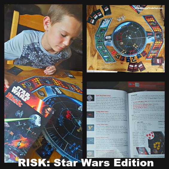 Risk star wars edition board game hasbro risk #playlikehasbro