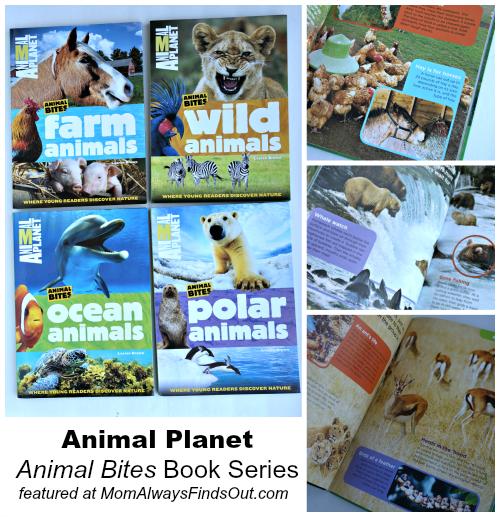 Animal planet Animal Bites