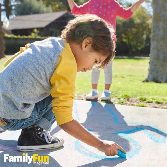 family fun sundial