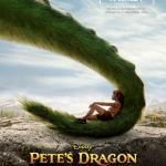 Disney PETE'S DRAGON Movie Activity Sheets