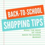How To Make the Most of Your Back-To-School Budget + $1000 in Prizes Giveaway
