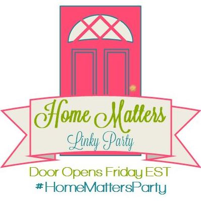 Home Matters Linky Party #115
