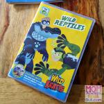 PBS Kids Wild Kratts Wild Reptiles (DVD Review)