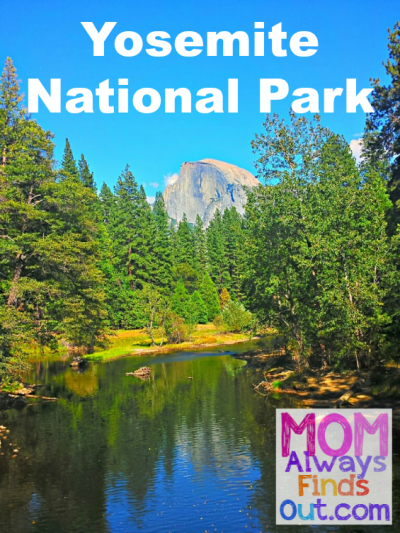 Things to do in Yosemite National Park California