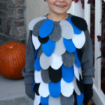 DIY Owl Costume - Easy No Sew Directions - Adorable Easy To Make Halloween Costumes @momfindsout