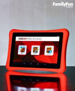Nabi SE tablet for kids
