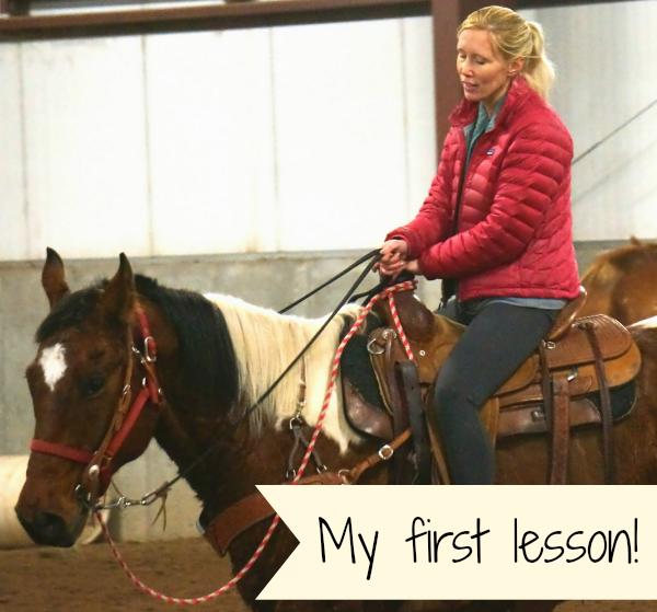 horse-lesson