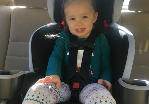 Gear Up For Holiday Travel with Graco Extend2Fit Convertible Car Seat
