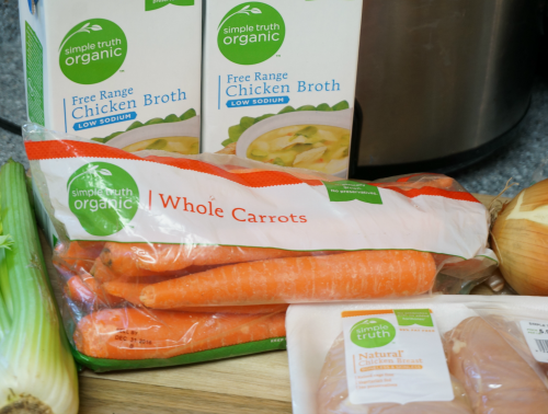 Simple Truth Sale at Krogers #WellnessYourWay Digital Coupon Savings Event