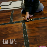 Hot Wheels Play Tape - Classic Road Series - Must Have for Toy Cars!