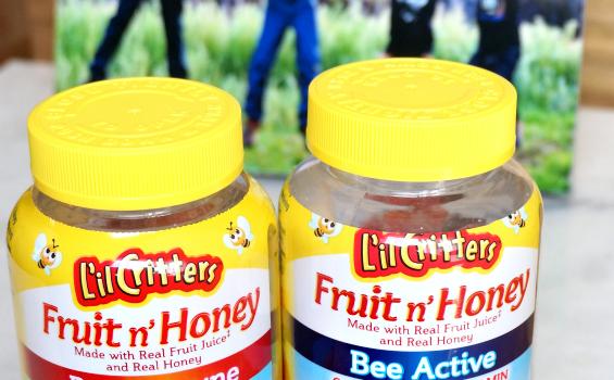 My Kids Love NEW L'il Critters™ Fruit n' Honey Gummy Vitamins