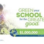Tom's of Maine Green School Fund #GreenSchoolFund