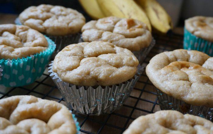 Healthy Blender Muffin Recipes - Banana Oat Blender Muffins Recip