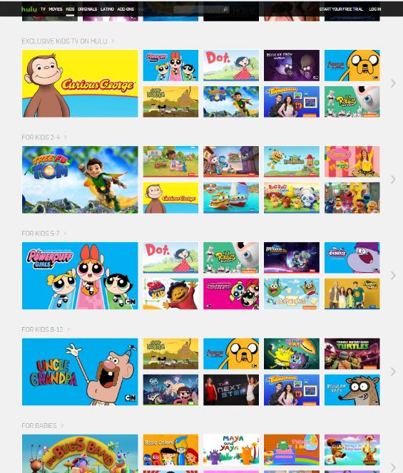 Watch Cartoon Network Network Online | Hulu (Free Trial) |Hulu Cartoons