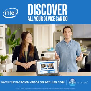 Pick the Perfect PC with Intel In-Crowd on HSN
