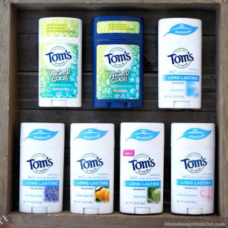 Tom's of Maine Natural Deodorant