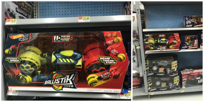 Hot Wheels Ballistik Racer #WalmartHotWheels