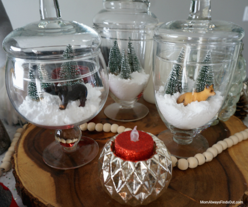 Oriental Trading Glass Jars - Apothecary Jar Terrariums