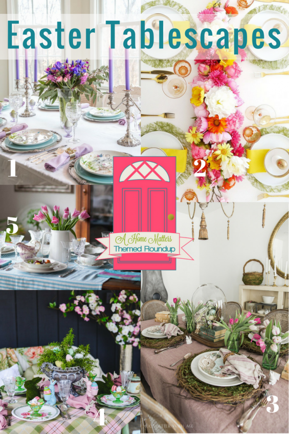 What do you have planned for your Easter celebrations? Let us help you with some great food and decoration ideas for your parties, fun traditions for kids and adults. Find everything you need for Easter. Plus link up at Home Matters with recipes, DIY, crafts, decor.#EasterCelebrations #HomeMattersParty