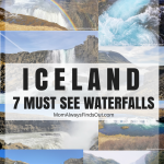 Iceland Waterfalls Travel Guide - Mom Always Finds Out @momfindsout