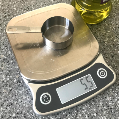 Weigh out body butter recipe ingredients.Homemade Body Butter Recipe and Direction - Luxurious organic body butters and natural oils are combined and whipped to perfection for the Ultimate Body Butter. Treat yo self!