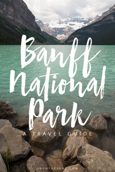 Banff National Park Planning a trip? We've got some awesome travel tips, tricks, and hacks to help you make the most of your vacation. Plus, link up at Home Matters with recipes, DIY, crafts, decor. #Travel #TravelTips #HomeMattersParty