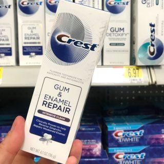 Crest Gum & Enamel Repair Toothpaste